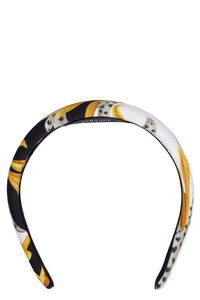 Printed headband, Hairs Accessories Versace woman
