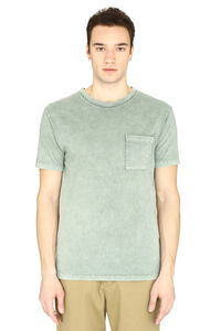 Cotton t-shirt with chest pocket, Short sleeve t-shirts Levi's Made & Crafted man