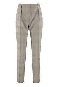 Lione Prince of Wales checked trousers, Trousers suits Max Mara Studio woman