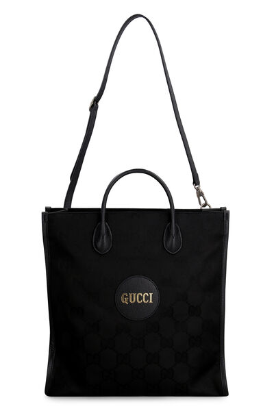 Gucci Off The Grid GG fabric tote bag