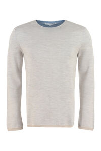 Long sleeve crew-neck sweater, Crew necks sweaters Comme des Garçons SHIRT man