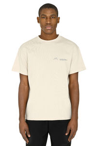 Crew-neck cotton T-shirt, Short sleeve t-shirts A-COLD-WALL* man