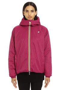Marie techno fabric jacket, Raincoats And Windbreaker K-Way woman