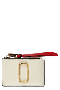 Snapshot saffiano leather wallet, Wallets Marc Jacobs woman