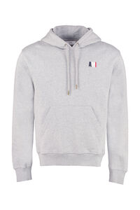 Cotton hoodie, Hoodies AMI PARIS man