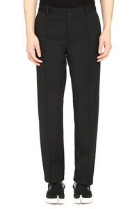Cotton blend chino pants, Casual trousers Maison Margiela man