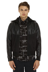 Leather jacket, Leather jackets Givenchy man
