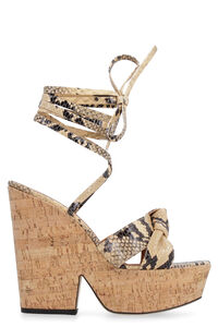 Printed wedges, Wedges Paris Texas woman