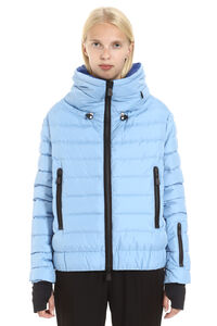 Wonne full zip padded hooded jacket, Down Jackets Moncler Grenoble woman