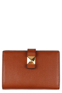 Diva small leather wallet, Wallets Furla woman