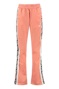 Track-pants with decorative stripes, Track Pants Fila woman