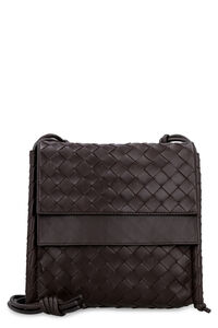 BV Fold Intrecciato Nappa crossbody bag, Shoulderbag Bottega Veneta woman