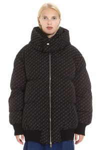 Full zip padded jacket, Down Jackets Stella McCartney woman