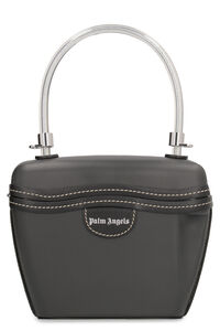 Padlock Handbag, Top handle Palm Angels woman