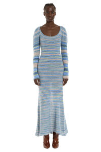 Perou knitted long dress, Maxi dresses Jacquemus woman
