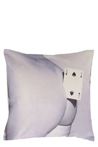 Two of spades cushion - Seletti wears Toiletpaper, Home accessories Seletti woman