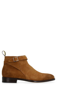 Suede ankle boots, Chelsea boots Doucal's man