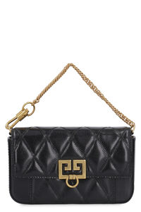 Mini-bag Pocket in pelle trapuntata, Clutch Givenchy woman