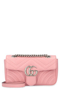 GG Marmont leather mini-bag, Shoulderbag Gucci woman