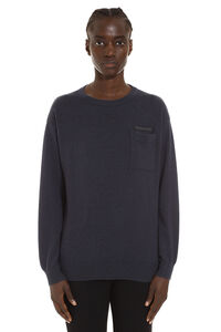 Crew-neck cashmere sweater, Crew neck sweaters Brunello Cucinelli woman