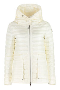 Raie hooded down jacket, Down Jackets Moncler woman
