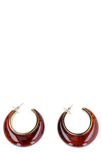 Mona acrylic earrings, Earrings Cult Gaia woman