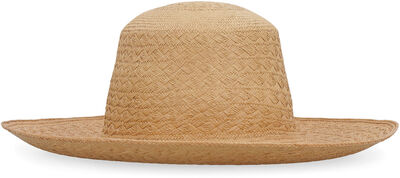 Maui wide-brimmed straw hats