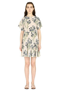 Silk floral dress, Printed dresses Red Valentino woman