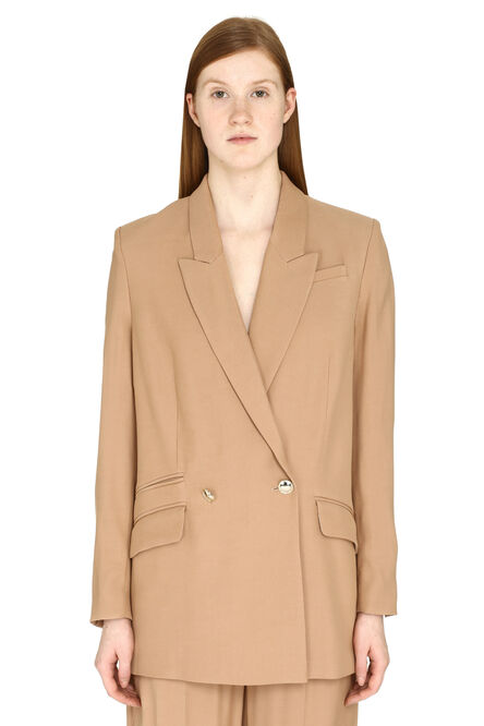 Adelie double breasted blazer, Blazers Iro woman