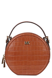 Delaney croco-print leather crossbody bag, Shoulderbag MICHAEL MICHAEL KORS woman