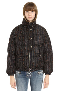 Full zip padded jacket, Down Jackets Salvatore Ferragamo woman