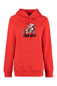 Cotton hoodie, Hoodies Kenzo woman
