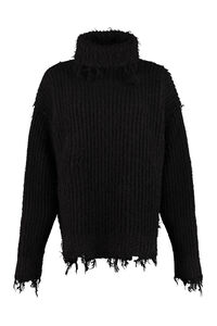 Ribbed turtleneck sweater, Turtleneck sweaters 2 Moncler 1952 woman