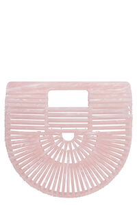Acrylic Ark Ark bag, Top handle Cult Gaia woman