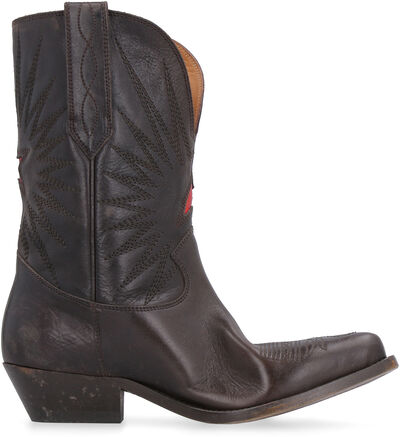 Wish Star western-style boots