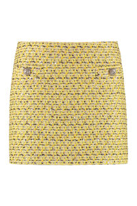 Tweed mini-skirt, Mini skirts Alessandra Rich woman