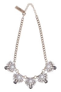 Pearls and crystals choker, Necklaces Weekend Max Mara woman