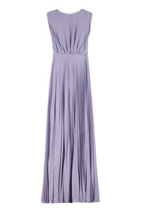 Lurex-knit long dress, Gowns & Evening dresses Elisabetta Franchi woman
