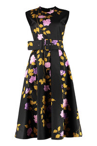 Dress with floral print, Printed dresses MSGM woman