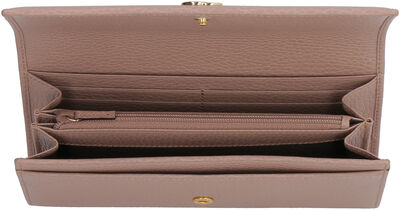 GG Marmont leather continental wallet