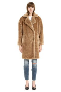 Faux fur coat, Faux Fur and Shearling MICHAEL MICHAEL KORS woman