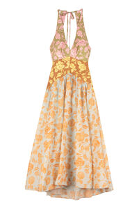 The Lovestruck printed linen dress, Printed dresses Zimmermann woman