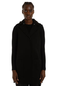 Hooded twill vest, Vests and Gilets 3.1 Phillip Lim woman