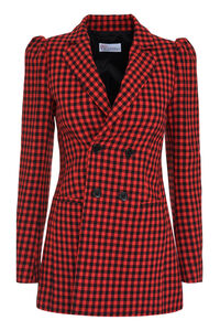 Double breasted blazer, Blazers Red Valentino woman