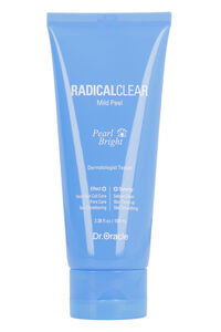 Radical Clear Mild Peel - Pearl Bright, 100 ml/3.38 fl oz, Pulizia viso Dr.Oracle woman