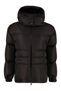 Tiac hooded down jacket, Down Jackets Moncler woman
