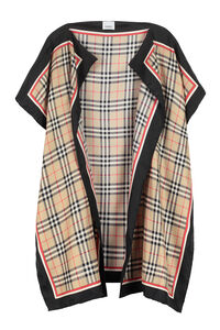 Printed cape, Casual Jackets Burberry woman