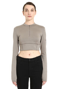 Knitted crop top, Crop tops Artica Arbox woman