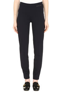 Polis slim fit tailored trousers, Trousers suits Max Mara Studio woman