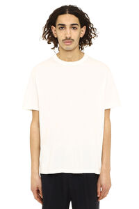 New Box crew-neck cotton T-shirt, Short sleeve t-shirts Our Legacy man